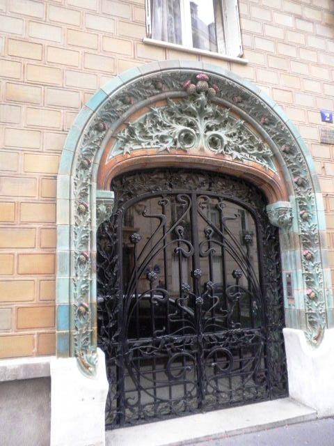 Immeuble Art Nouveau