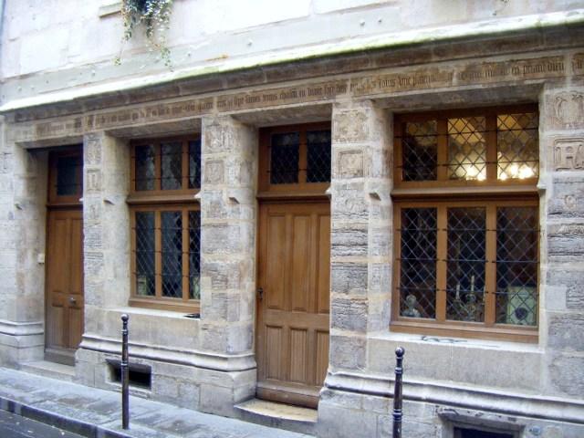 Maison-de-Nicolas-Flamel-rue-de-Montmerency