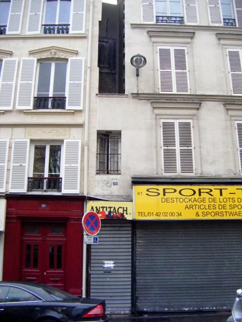 39 Rue de Chateau d'eau 75010 Paris