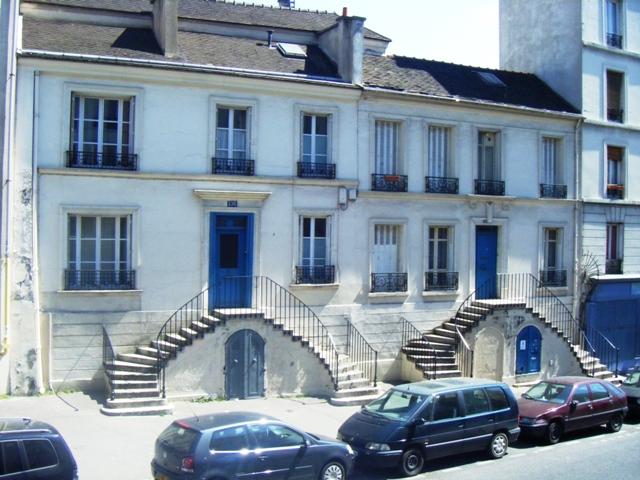 Rue de Bagnolet 134 et 136