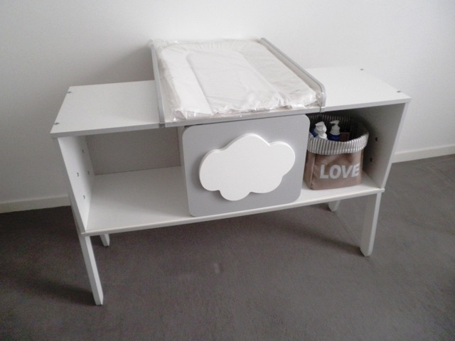 Table a langer commode carrefour - Table a langer dangle ...