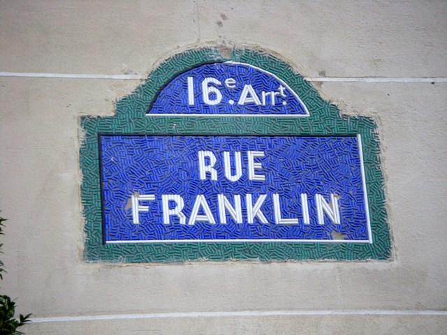 39 Rue Franklin 75016