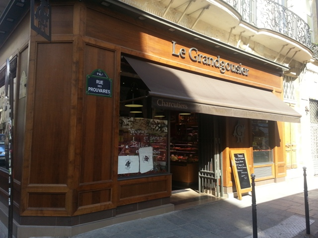 Le Grandgousier 54 rue Saint Honoré 75001 Paris