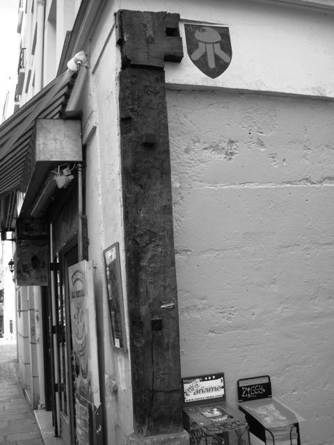 Poutre rue Saint Honoré