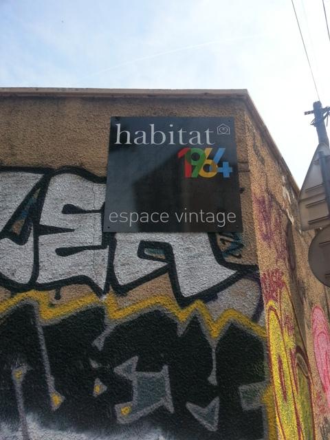 Habitat 1964 - Espace Vintage