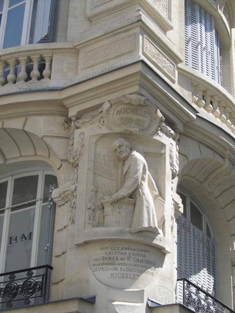 Jules Michelet et les Dames de Saint Chaumond