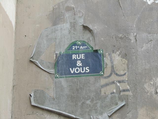 Rue Et Vous 21ème arrondissement