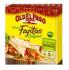 Fajitas Old El Paso