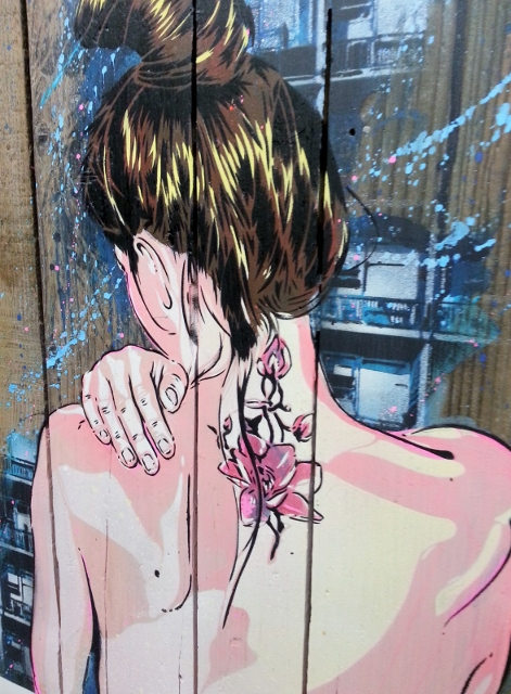 Jana et JS - Galerie Openspace Paris
