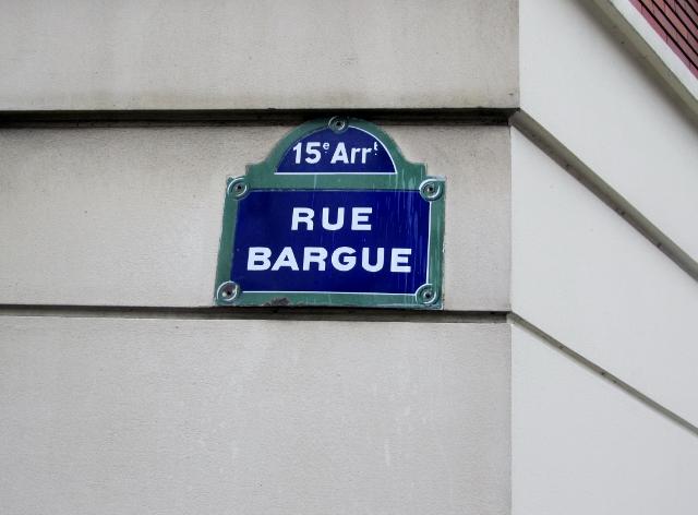 Rue Bargue