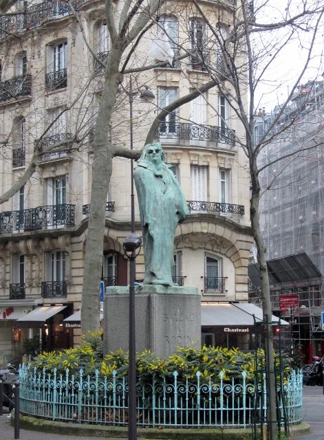 Balzac d'Auguste Rodin