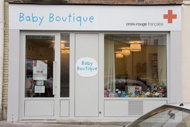 Baby Boutique Croix Rouge Française