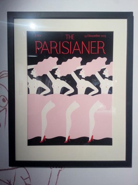 The Parisianer à l'Hôtel de Ville