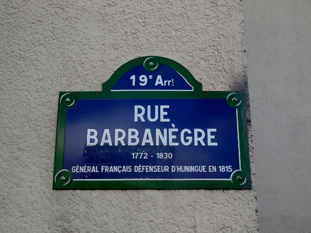 Rue Barbanègre