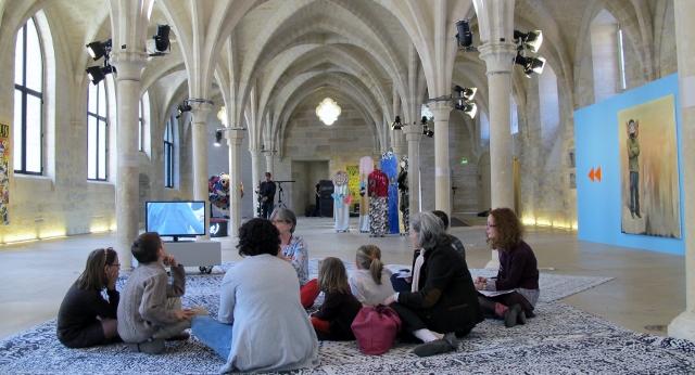 Collège des Bernardins Programmation Jeune public - Crédit photo : Laurence de Terline