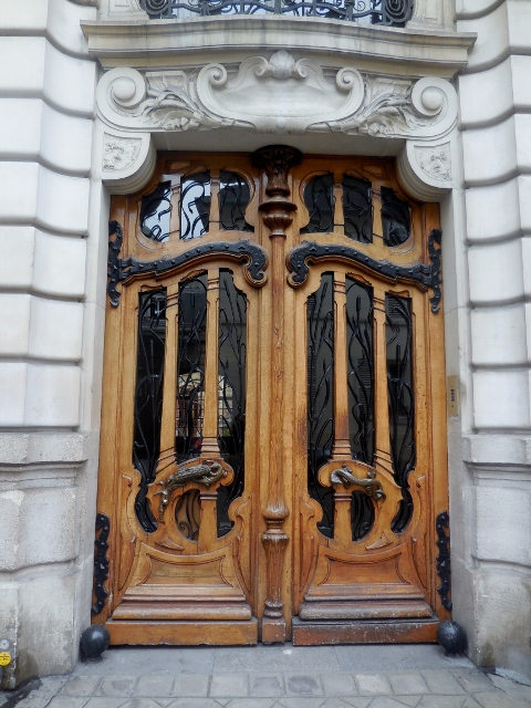 Art Nouveau à Paris 151 rue de Grenelle 75007