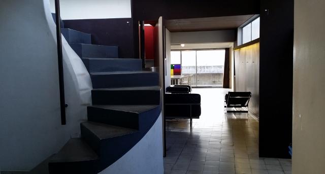 L'Appartement-Atelier de Le Corbusier