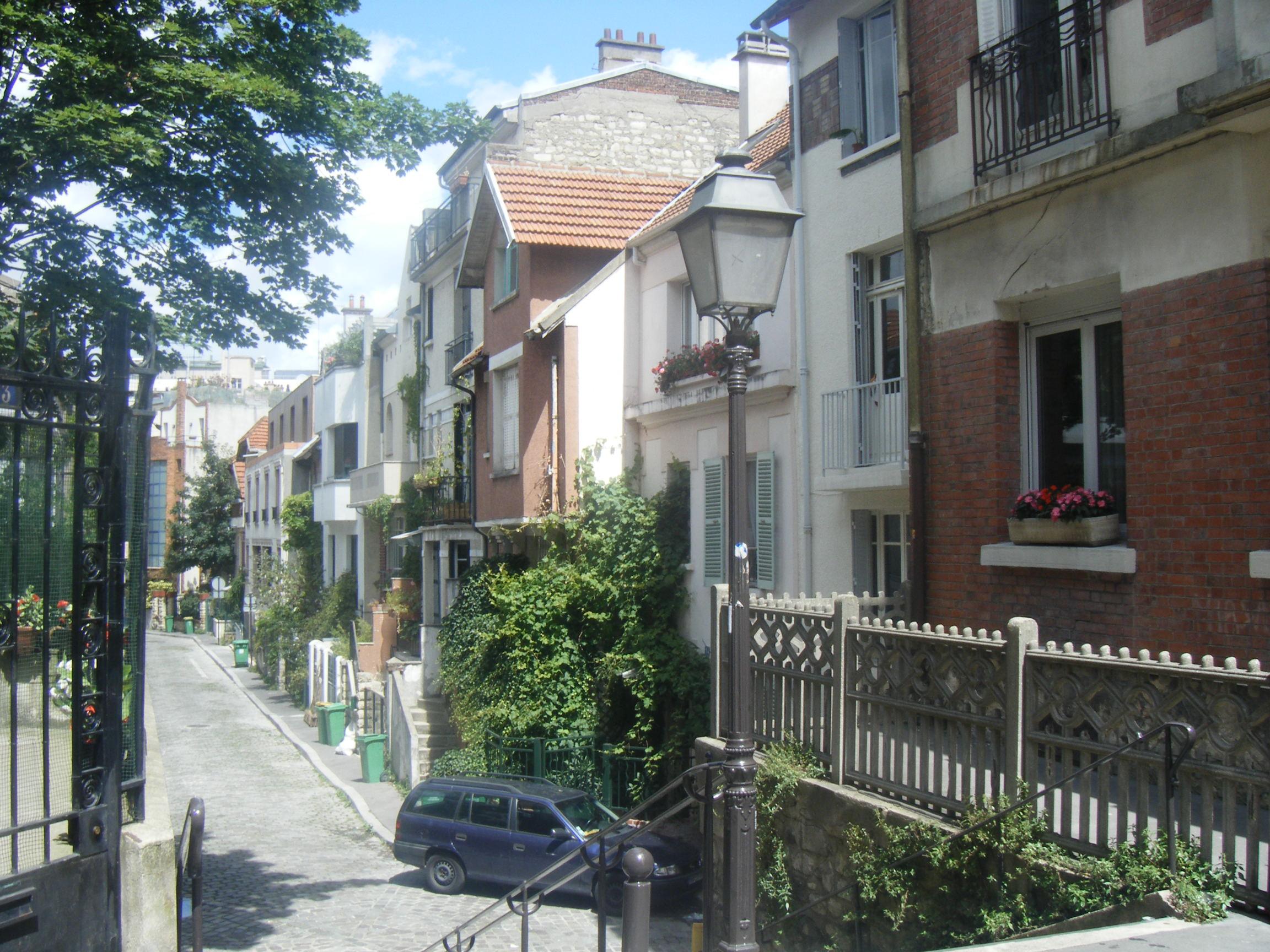 « Passage du Nord-Est » du 19ème arrondissement