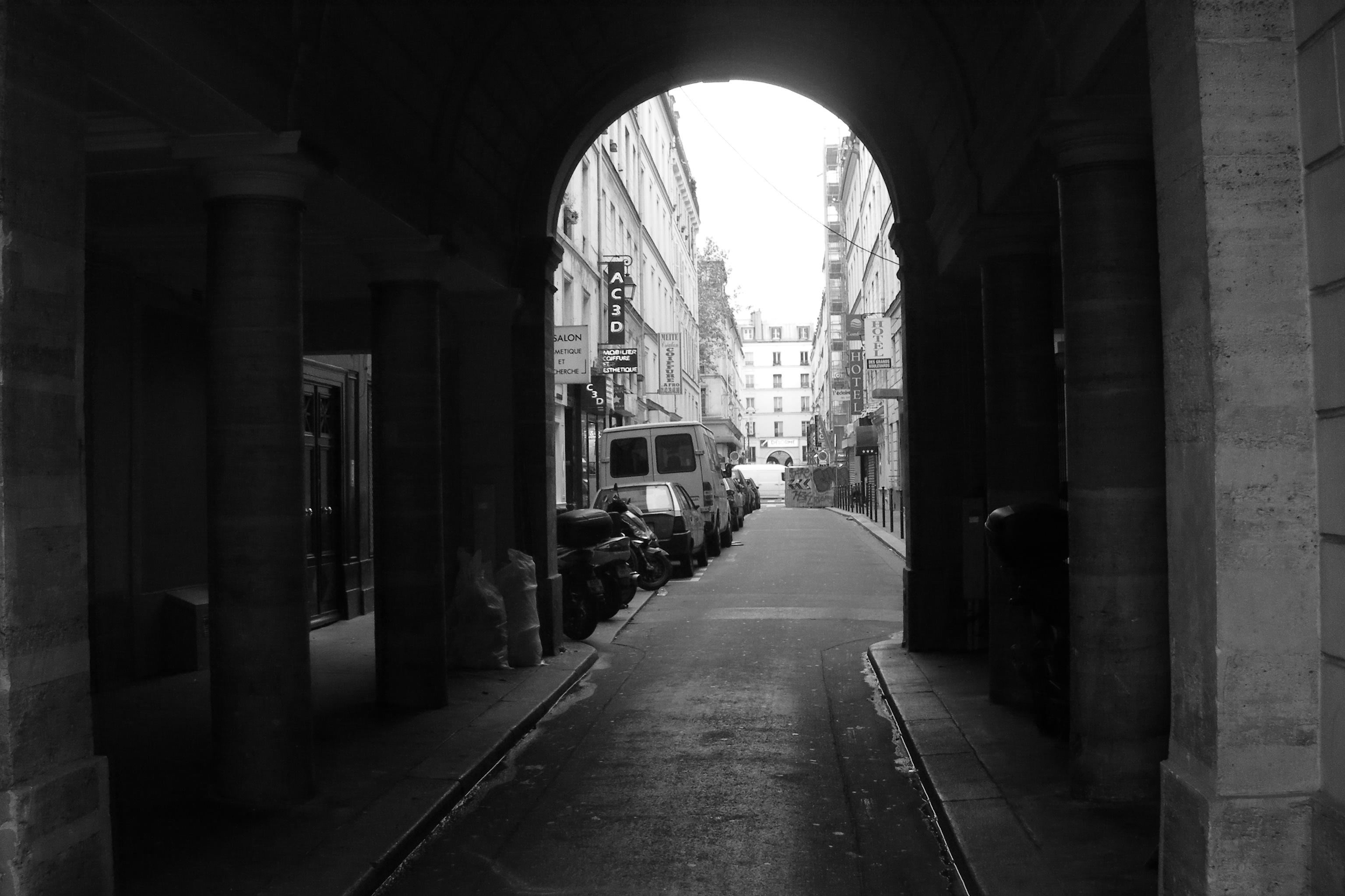 Rue Gustave Goublier 75010