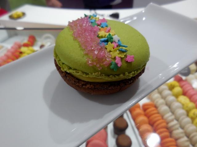 Macarons Gourmands de Yannick Lefort