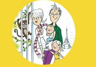 Paris avec les enfants, c'est malin