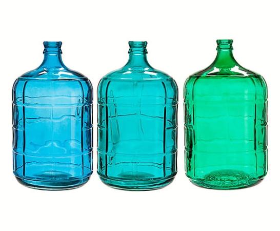Vases en verre