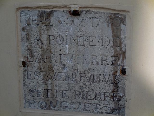 Crue de la Seine de 1740