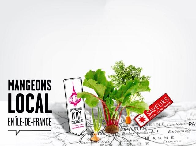 Semaines du Mangeons Local en Ile de France