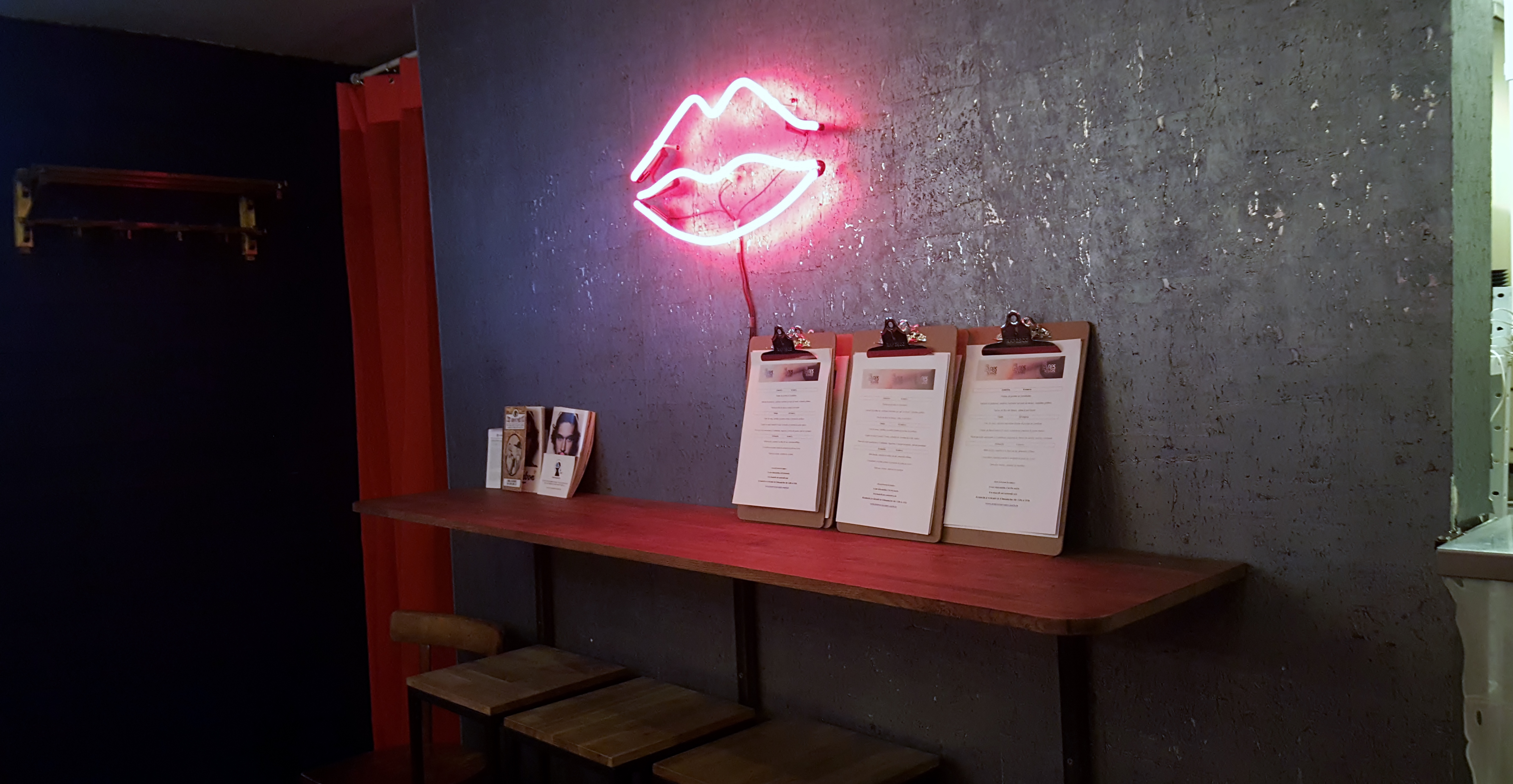 Restaurant Les Lèvres Rouges