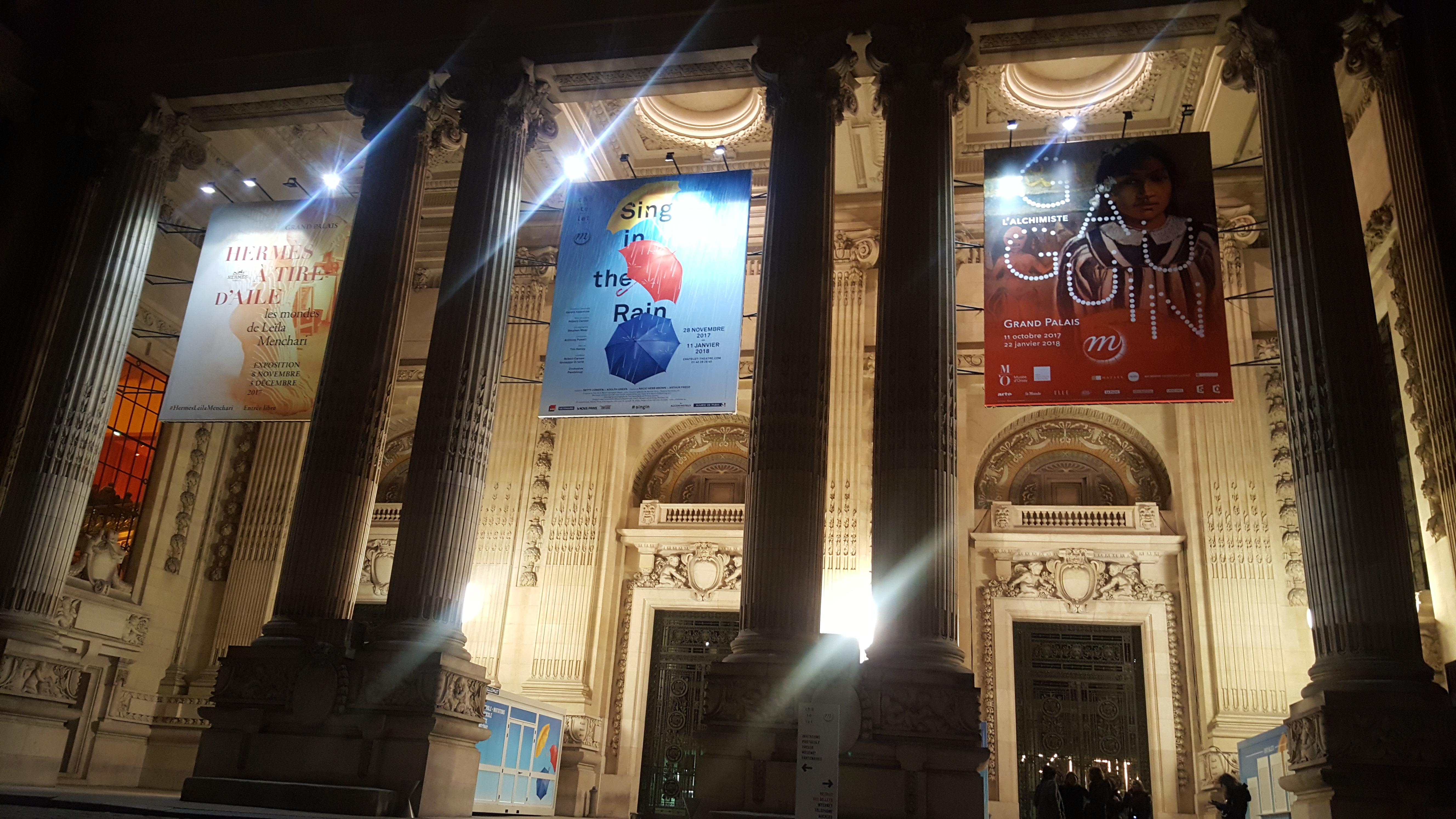 Singin'in the Rain au Grand Palais